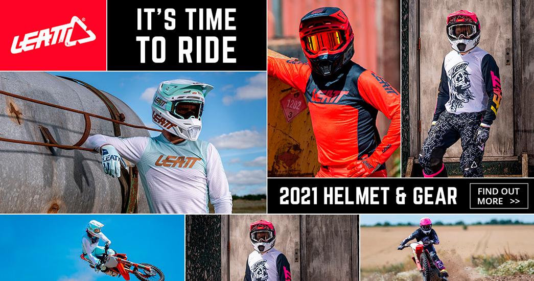 Leatt - Helmet & Gear